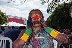 _DSC9164 (Radis Comunicação e Saúde) Tags: 13ª edição do acampamento terra livre atl movimento povos indígenas dos nenhum direito menos revista radis 166 13º comunicação e saúde