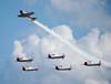 2017 JSOH Airshow (15) (maskirovka77) Tags: 2017 corsair f16s geicoskytypers jsoh jointserviceopenhouse thunderbirds aerobatics airshow heritageflight stuntflyers jointbaseandrews maryland unitedstates us