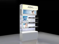 CS039 makeup store design (display-cabinets.com) Tags: makeup displays for sale display stand suppliers store design