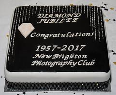 20170916_5990_7D2-42 New Brighton Photographic Club cake (johnstewartnz) Tags: canon canonapsc apsc eos 7d2 7dmarkii 7d canon7dmarkii canoneos7dmkii flash 2470 2470mm cake nbpc newbrightonphotographicclub jubilee diamondjubilee 60thanniversary 100canon yabbadabbadoo yabbadabadoo unlimitedphotos