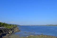 170912-29 Fleuve St-Laurent (clamato39) Tags: fleuvestlaurent stlawrenceriver eau water fleuve ciel sky nature provincedequébec québec canada
