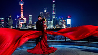 Mariage à Shanghai.