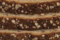 Bread My Kids Love To Hate (amarilloladi) Tags: macro bread multigrain multigrainwithflax macromondays seeds grains 7dwf