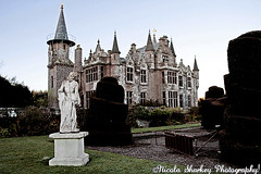 Derelict Castle, Scotland (Nicola Sharkey Photography) Tags: derelict castle mansion house scotland nicolasharkeyphotography landscape photography creepy beautiful sculpture monument winter topiary spire