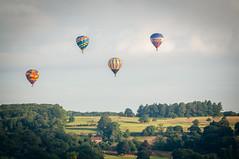 Bristol Balloons (Baker_1000) Tags: 2017 bristol bristolinternationalballoonfiesta bristolballoonfiesta hotairballoon balloon fiesta balloonfiesta summer morning dawn massascent nikon d90 nikond90 raw