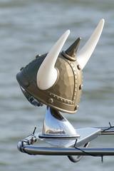 Viking (Bucky-D) Tags: lakewinnipeg fz1000 gimli panasoniclumixdmcfz1000 harbor beach manitoba canada ca viking helmut