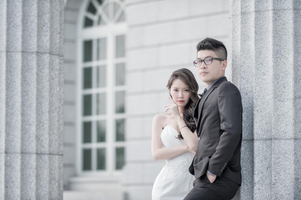 台南自助婚紗 奇美博物館 婚紗作品 Abby 016