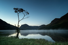 sunday morning blues (akh1981) Tags: mountains manfrotto mist landscape lakedistrict lake nikon nisi night travel trees tranquil outdoors wideangle water walking