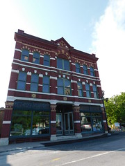 Downtown Block (jimmywayne) Tags: middlebury vermont addisoncounty historic