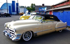 1949 Cadillac (bballchico) Tags: 1949 cadillac convertible allanabraham patabraham goodguyspacificnwnationals carshow