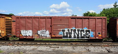 LANCE (RollingStock&etc) Tags: lance ianr 15291