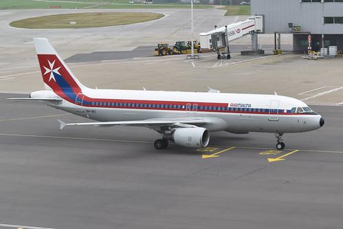 Airbus A320-214 '9H-AEI' Air Malta