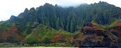 Na Pali Coast (DaveFlker) Tags: na pali napali coast kauai hawaii rugged coastal