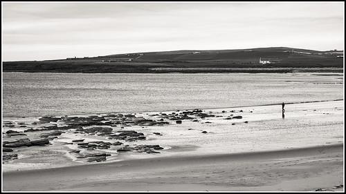 Landscape near Skara Brae, Orkney Islands