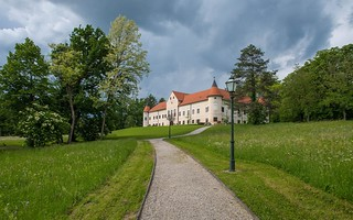 castle - Lužnica (11)