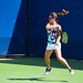 2017 US Open Tennis - Qualifying Rounds -    Jamie Loeb (USA) def. Vera Zvonareva (RUS)