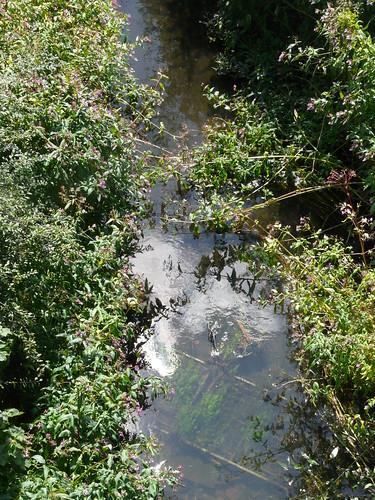 Turkey Brook, Enfield Lock