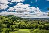 Strata Montana (Nihil Baxter007) Tags: strata strase street montana bergstrase hessen nature landscape landschaft himmel sky wolken cluds natur bensheim auerbach schlos castle green grün blau blue weis