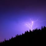 Thunder - Busteni, Romania - Landscape photography thumbnail