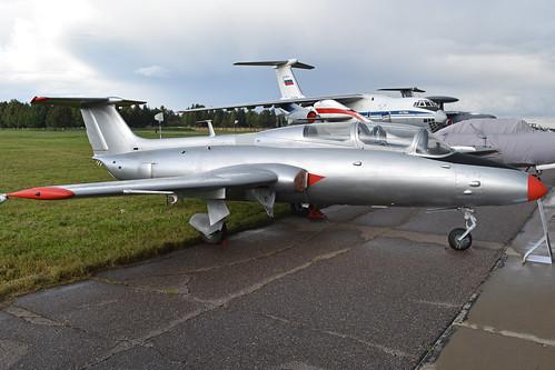 Aero Vodochody L-29 Delfin [ID unknown]
