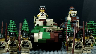 Lego Imperial Japanese Army