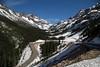 Washington Pass (Jedi5150) Tags: washingtonstate washington cascades northerncascades mountains mountainpasses snow
