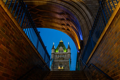 Going Up (George Plakides) Tags: towerbridge steps stairs