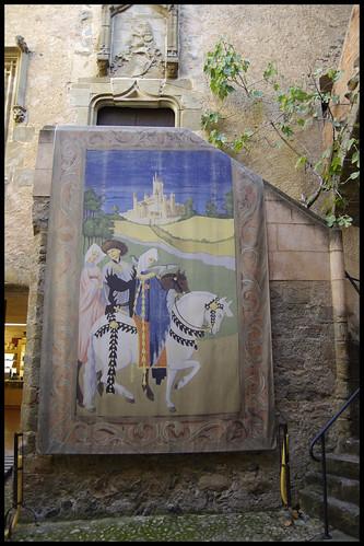 Casa Museu Castell Gala Dalí-Púbol- 0 Planta baixa (7)