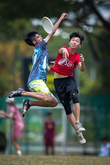 ActiveSG Frisbee Tournament 2017 (BP Chua) Tags: sport action jump frisbee ultimate tournament activesg getactivesg singapore asia asian canon 1dx 400mm telephoto motion kallang field players man men