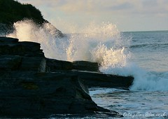 27092016IMG_0724 (KeithGillsonPhotography) Tags: coast beach seaspray