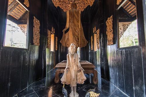 maison noir chiang rai - thailande 5