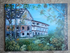 Fundraising for the Sanatorium (Jeannette Greaves) Tags: ninette manitoba sanatorium fundraiser history buildings