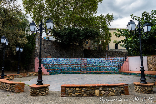 "Place de Villelongue-Dels-Monts • <a style=""font-size:0.8em;"" href=""http://www.flickr.com/photos/151667760@N04/36449689754/"" target=""_blank"">View on Flickr</a>"