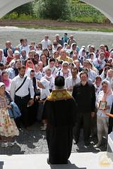 83. Крестный ход в скит святителя Иоанна Шанхайского