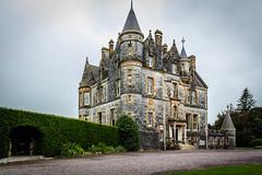 Ireland - Blarney - Mansion in the castle gardens (Marcial Bernabeu) Tags: marcial bernabeu bernabéu ireland irlanda irish irlandes blarney mansion gardens jardines castle castillo marc