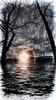 DSC01721bb (fotokunst_kunstfoto) Tags: auferstehung trauer dunkel dunkelheit licht sonne ausstehen untergehen untergang silhouette silhouett silhouetten schattenbilder umriss kontur konturen schattenriss