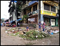 NOT SWACHH BHARAT : RUBBISH on a main road !!! (indianature13) Tags: monsoon indianature rain september 2017 mumbai bombay india maharashtra stuckintraffic fromthecar ontheroad road roadside urban citylife cityscape city life lifeinmumbai society people lifeslikethat swachhbharat keepindiaclean rubbish garbage tulsipiperoad matunga trash environment pollution dirt filth filthystreet