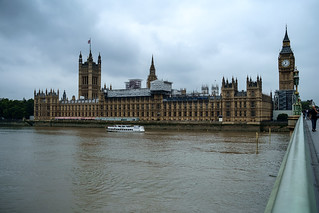 House of Parliament with Clock Tower