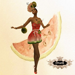 Turn Back Time Swank Retro Event (Frayar Resident) Tags: irrisistible nail it swank glitter poses olivia