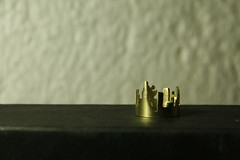 NYC Skyline Ring (ceci.vargas1) Tags: nyc ring lathe brass industrialdesign design newyork skyline