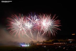 Belvoir Castle Firework Champions 2017