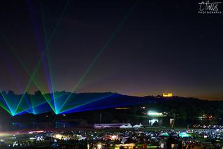 Belvoir Laser Show Wide