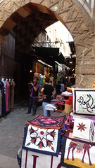 Khan el-Khalili Souk (Rckr88) Tags: khan elkhalili souk khanelkhalilisouk khanelkhalili cairo egypt africa travel travelling arches arch architecture shop shops market markets people city cities
