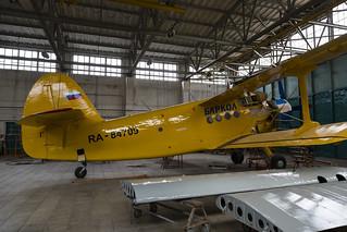 Antonov (PZL-Mielec) An-2R - 20