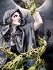 DSCF0400-adj (Michelle Souliere) Tags: necronomicon2017 arsnecronomica lovecraft providence ri rhodeisland artwork risd woodsgerrygallery arsnecronomica2017
