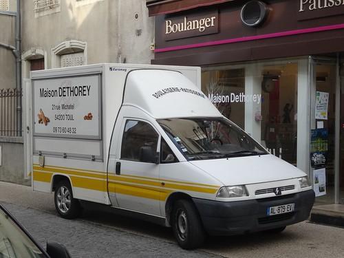 """Citroën Jumpy """"Boulangerie"""""""