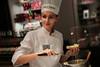 C'est simple... faites comme moi ! (Pi-F) Tags: patisserie manger dessert fauchon paris travail cuisine femme chef éclair citron pate crème portrait