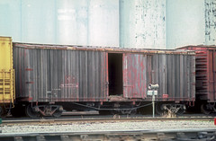 NP Boxcar (Chuck Zeiler) Tags: np boxcar box car freight train minneapolis chuckzeiler chz
