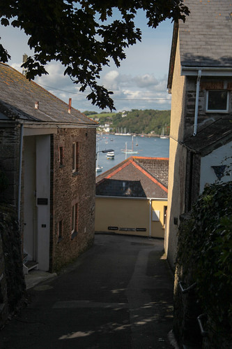 Battery Lane, Polruan