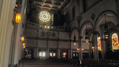 vidrieras interior Iglesia de San Pedro y San Pablo San Francisco California EEUU 01 (Rafael Gomez - http://micamara.es) Tags: vidrieras interior iglesia de san pedro y pablo francisco california eeuu